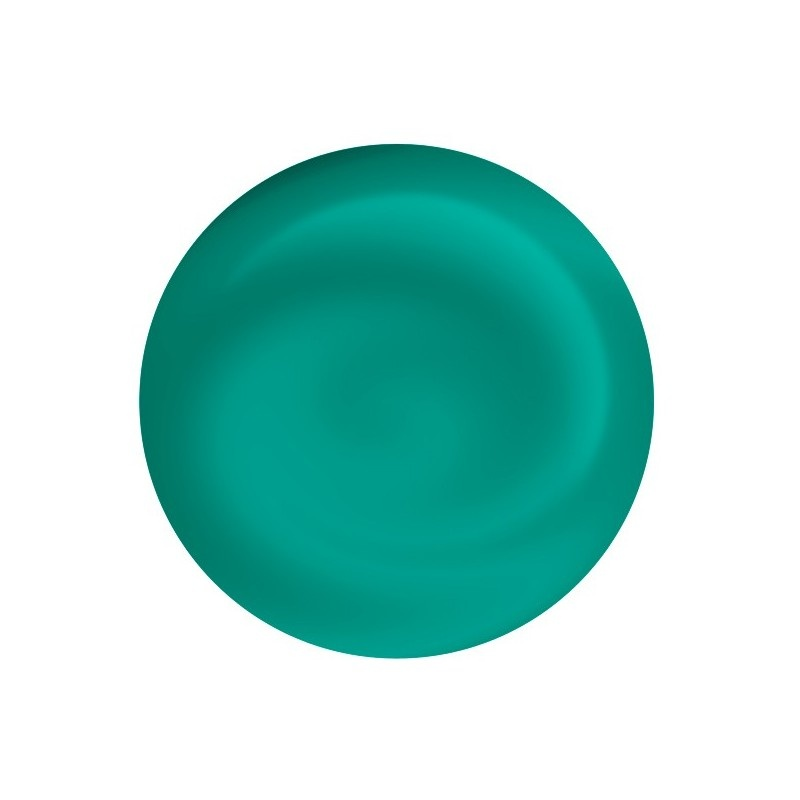 Acrylic paint concentrate SPAZIO TURCHESE turquoise
