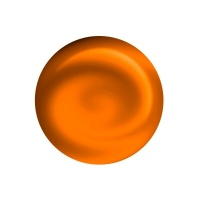 Acrylic paint SPAZIO ARANCIONE orange