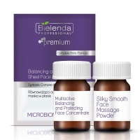 BIELENDA MICROBIOME Pro Care Set do zabiegu