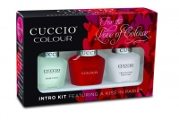 Cuccio Colour  - Introkit Kiss in Paris 3w1