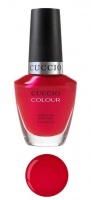 Cuccio Colour  - Red lights in Amsterdam 6017 -13 ml