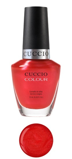 Cuccio Colour  - Sicilian Summer 6021 -13 ml