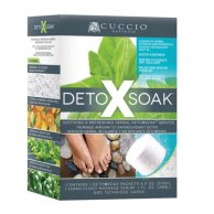 CUCCIO Mini DETOX SOAK – 1 SASZETKA + SERUM mini
