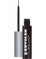KRYOLAN-EYE LINER / EYELINER W PŁYNIE-BLACK BROWN