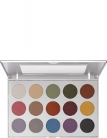 KRYOLAN-EYE SHADOW / PALETA 15 KOL CIENI DO POWIEK  TN 3