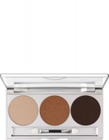 KRYOLAN-EYE SHADOW - SMOKEY COLLECTION / PALETA 3 KOL CIENI DO POWIEK SMOKEY TERRACOTTA