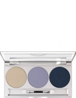 KRYOLAN-EYE SHADOW - SMOKEY COLLECTION / PALETA 3 KOL CIENI DO POWIEK SMOKEY BLUE