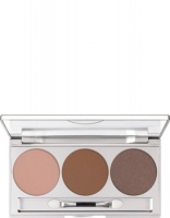 KRYOLAN-EYE SHADOW - SMOKEY COLLECTION / PALETA 3 KOL CIENI DO POWIEK SMOKEY CARAMEL
