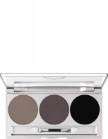 KRYOLAN-EYE SHADOW - SMOKEY COLLECTION / PALETA 3 KOL CIENI DO POWIEK SMOKEY GREY