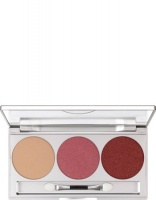 KRYOLAN-EYE SHADOW - SMOKEY COLLECTION / PALETA 3 KOL CIENI DO POWIEK SMOKEY RUST