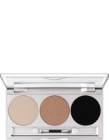 KRYOLAN-EYE SHADOW - SMOKEY COLLECTION / PALETA 3 KOL CIENI DO POWIEK SMOKEY SAND