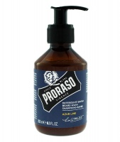 PRORASO - BEARD WASH AZUR LIME SZAMPON DO BRODY 200ML