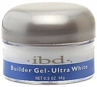 Żel IBD UV builder white 14g