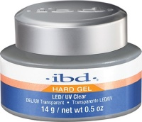 Żel IBD clear LED/UV 14g