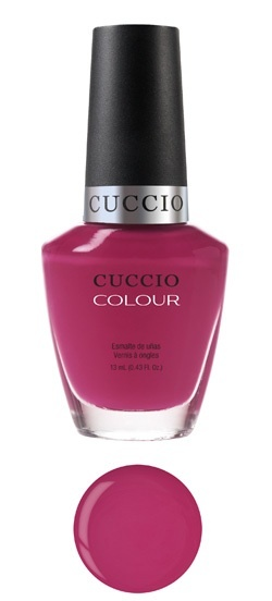 Cuccio Colour  - Argengineian Auburgine 6014 -13 ml