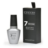 "Cuccio -  top coat nabłyszczacz ""7second"" -  13ml"