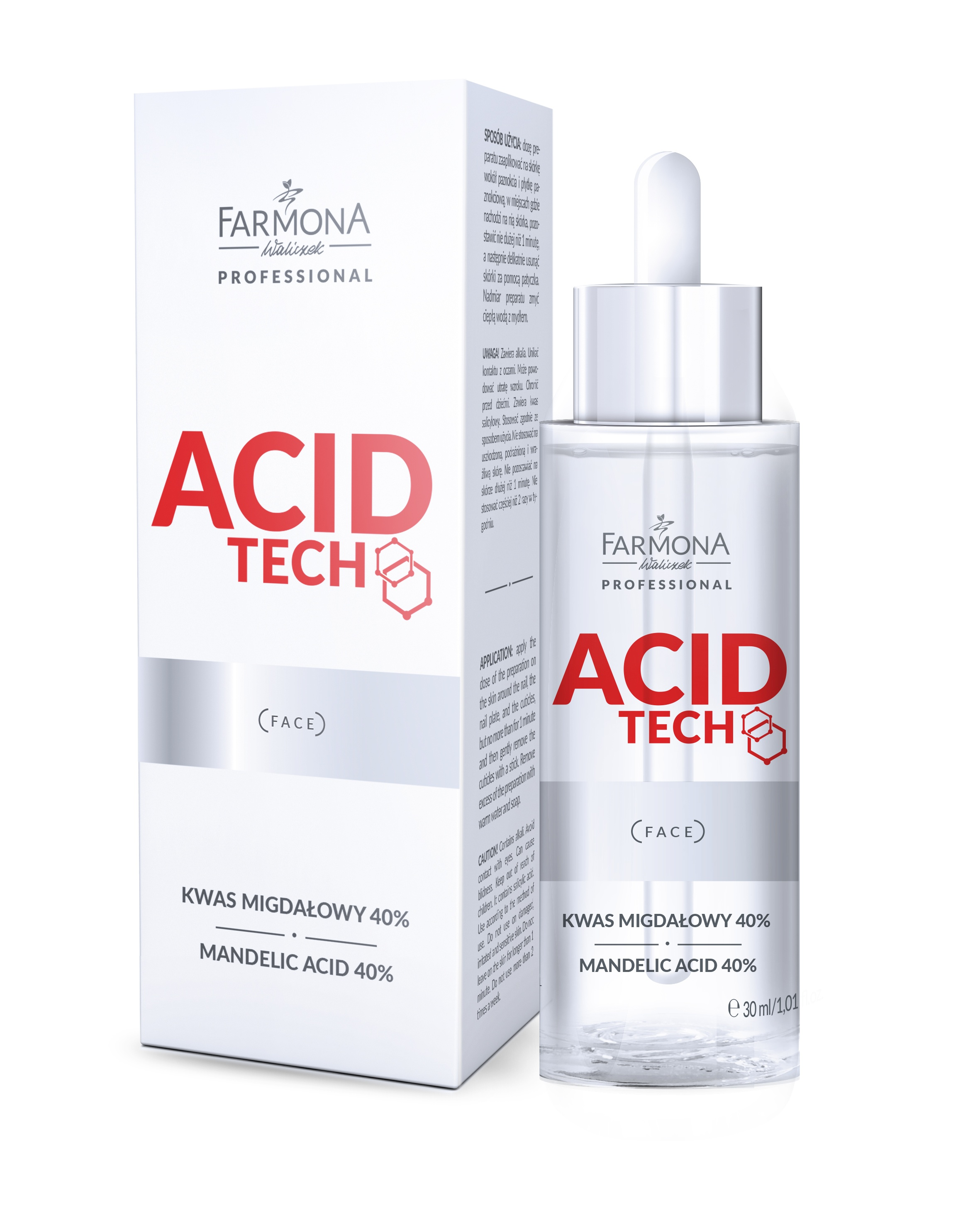 Farmona - Acid Tech - Kwas migdałowy 40% 30 ml