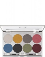 KRYOLAN-EYE SHADOW / PALETA 8 KOL CIENI DO POWIEK  IRIDESCENT
