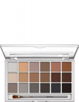 KRYOLAN-EYE SHADOW VARIETY / PALETA 18 KOL CIENI DO POWIEK  V 3