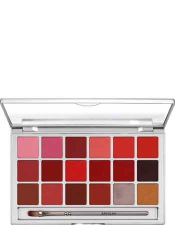KRYOLAN-LIP ROUGE SET 18 COLORS / SZMINKI DO UST / LRP 2