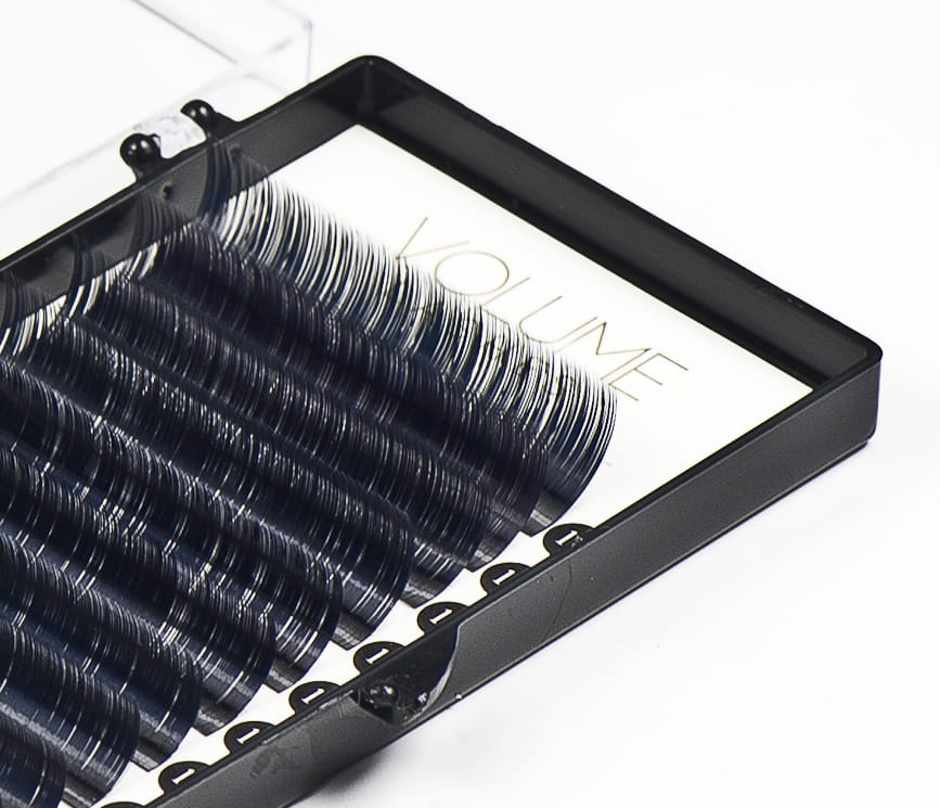 RZĘSY VOLUME LASHES C 0,07 - mix